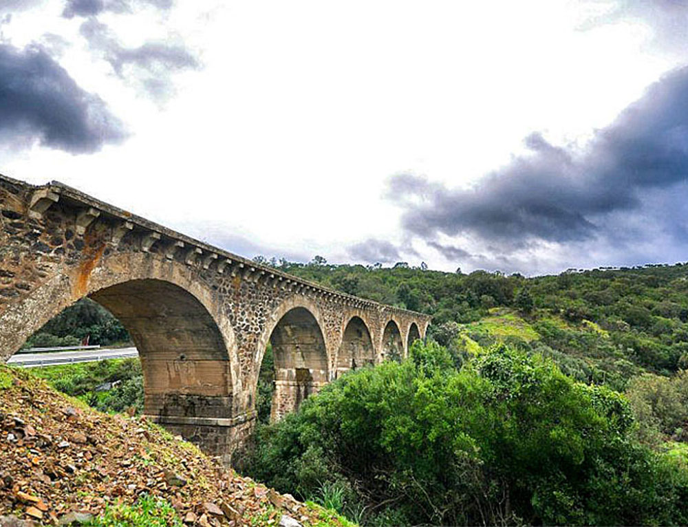 Sentiero della vecchia ferrovia del Sulcis
