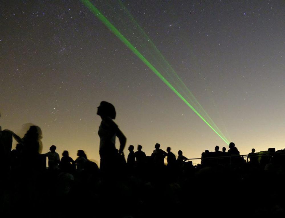 Visita notturna con l'astrofisico al Castello! Sabato 18 novembre 2017
