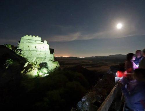 Visita notturna con l'astrofisico al Castello! Domenica 27 agosto 2017